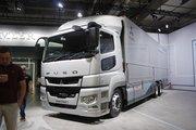 三菱 扶桑FUSO Super Great 6X2 9.5米厢式载货车