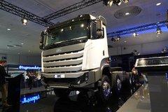 BMC 400马力 8X4自卸车 卡车图片