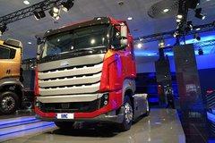 BMC 460马力 4X2牵引车(红色版平顶) 卡车图片