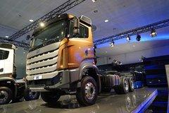 BMC 400马力 6X4自卸车 卡车图片