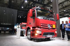 奔驰 新Actros重卡 430马力 4X2牵引车(型号1843 LS) 卡车图片