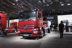 奔驰 新Actros 300马力 4X2载货车底盘(型号1830L NGT) 卡车图片