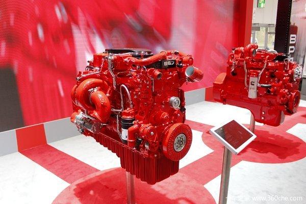 康明斯B6.7N 240 240马力 6.7L 国六 天然气发动机