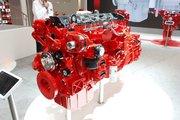 康明斯ISX12 500马力 国六 柴油发动机