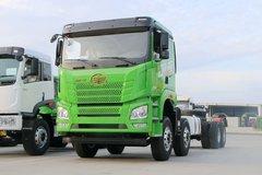 青岛解放 JH6重卡 430马力 8X4 8.8米自卸车(CA3311P27K15L6T4E5A80) 卡车图片