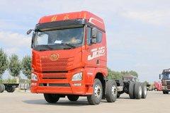 青岛解放 JH6重卡 400马力 8X4 9.5米载货车(CA1310P25K2L7T4E5A80)图片