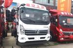 中国重汽成都商用车(原重汽王牌) 瑞狮 150马力 4.16米单排仓栅式轻卡(CDW5040CCYHA1R5)图片