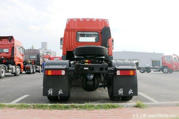 悍V牵引车火热促销中 让利高达3.6万