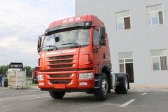 青岛解放 悍V重卡 290马力 4X2牵引(CA4186P1K2E5A80) 卡车图片