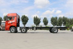 青岛解放 JH6重卡 280马力 6X2 9.5米栏板载货车(CA1250P26K1L7T3E5A80) 卡车图片