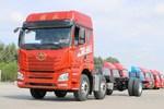 青岛解放 JH6重卡 290马力 6X2 7.7米栏板载货车(CA1250P26K1L5T3E5A80)图片