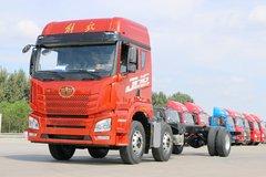 青岛解放 JH6重卡 290马力 6X2 7.7米栏板载货车(CA1250P26K1L5T3E5A80)