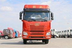 青岛解放 JH6重卡 260马力 6X2 7.7米栏板载货车(CA1250P26K1L5T3E5A80)图片