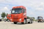 青岛解放 JH6重卡 400马力 6X4牵引车(CA4250P26K15T1E5A80)图片