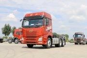 青岛解放 JH6重卡 400马力 6X4牵引车(CA4250P26K15T1E5A80)