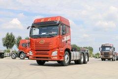青岛解放 JH6重卡 400马力 6X4牵引车(CA4250P26K15T1E5A80) 卡车图片