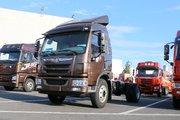 解放 麟VH 220马力 6.2米排半仓栅式载货车(潍柴)(CA5180CCYPK62L5E5A85)