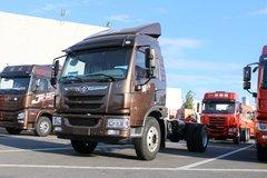 解放 麟VH中卡 160马力 4X2 5.4米排半仓栅式载货车(CA5165CCYP40K2L3E5A85)