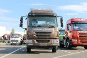 解放 麟VH 160马力 5.4米单排厢式载货车(CA5165XXYP40K2L3E5A85)