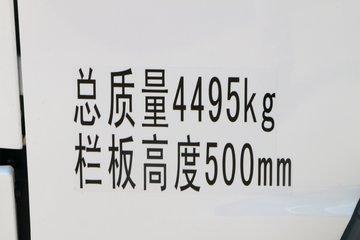 中国重汽HOWO 悍将 143马力 4.165米单排栏板轻卡(云内动力)(ZZ1047F3315E145)图片