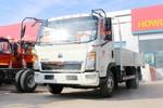 中国重汽HOWO 悍将 170马力 4.165米单排栏板轻卡(ZZ2047G3325E145)图片