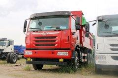 青岛解放 天V重卡 380马力 6X4 6.2米LNG自卸车(CA3256P2K2T1NE5A80-1) 卡车图片