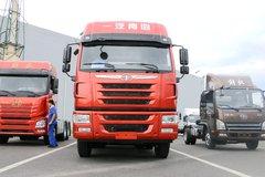 青岛解放 天V重卡 420马力 6X4牵引车(CA4256P2K15T1E5A80)图片