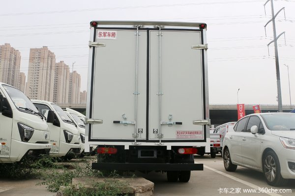 缔途GX载货车威海市火热促销中 让利高达0.6万