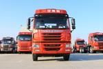 青岛解放 悍V重卡 350马力 6X2牵引车(柴油/电动)(CA4250P1K2T1HEVA80)图片