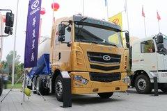 华菱 汉马H7重卡 420马力 6X4牵引车(3.73速比)(HN4252H46C4M5)