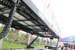 一汽解放 J6L重卡 320马力 6X2 中置轴轿运车(宏昌天马)(HCL5190TCLCAN48J5) 卡车图片