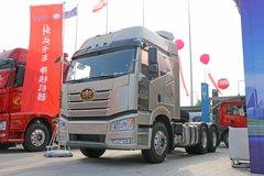 一汽解放 新J6P重卡 荣耀版 550马力 6X4牵引车(CA4250P66K24T1A4E5) 卡车图片