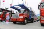 一汽柳特 安捷(L5R)重卡 310马力 4X2车辆运输车(巨运)