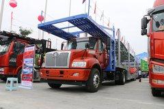 一汽柳特 安捷(L5R)重卡 310马力 4X2车辆运输车(巨运)(CA4185K2E5R7A90) 卡车图片