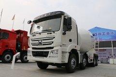 徐工汽车 漢风G5 350马力 8X4 混凝土搅拌车(NXG5310GJBN5)