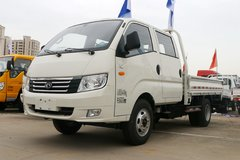 福田 时代K2 88马力 3.02米双排栏板轻卡(BJ1046V9AB6-K6) 卡车图片