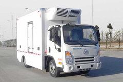 大运 E3 4.5T 4.05米单排纯电动冷藏车(CGC5045XLCBEV1Z1)