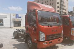一汽凌河 东方之星 117马力 4.18米单排仓栅式轻卡(CAL5041CCYDCRE5) 卡车图片