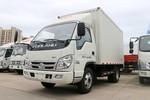 福田时代 小卡之星Q2 1.5L 114马力 汽油 3.3米单排厢式微卡(BJ5032XXY-AB)图片