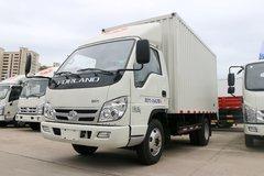 福田时代 小卡之星3 88马力 3.67米单排厢式轻卡(BJ5046XXY-F1) 卡车图片