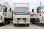 福田时代 小卡之星3 88马力 3.25米排半仓栅式轻卡(BJ5046CCY-AN)图片