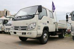 福田时代 小卡之星5 115马力 3.22米双排栏板轻卡(BJ1043V9ABA-M9) 卡车图片