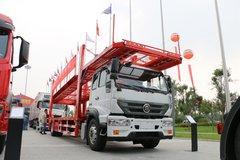中国重汽 斯太尔M5G重卡 210马力 4X2中置轴车辆运输车(ZZ5181TCLH681GE1) 卡车图片