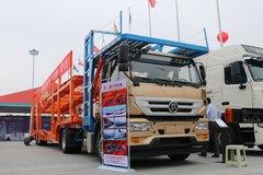 中国重汽 斯太尔M5G重卡 340马力 4X2轿运车(ZZ5181TBQN421GE1) 卡车图片