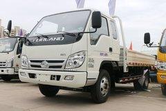 福田时代 小卡之星5 115马力 3.8米排半栏板轻卡(BJ1043V9PBA-M7) 卡车图片