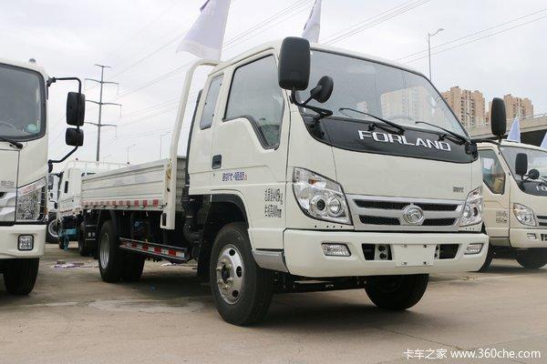 优惠1.2万 北京市小卡之星5载货车火热促销中