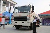 中国重汽HOWO 统帅 168马力 洒水车(圣岳)(SDZ5167GSSE)