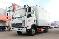 重汽王牌 7系 143马力 4.16米单排厢式轻卡(6挡)(CDW5040XXYHA1R5) 卡车图片