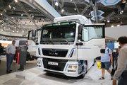 曼 TGM系列重卡 360马力 6X2电动厢式载货车(TGM 26.360E 6x2-LL)