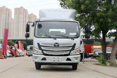 福田 欧马可S3系 131马力 4.14米单排厢式轻卡(国六)(BJ5048XXY-FK) 卡车图片